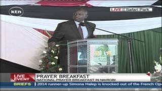 "Hon. Jakoyo Midiwo get ""born-again"" but DP William Ruto is yet to agree"