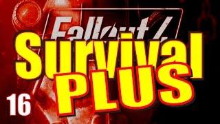 fallout 4 survival mode walkthrough part 16 the purified water run