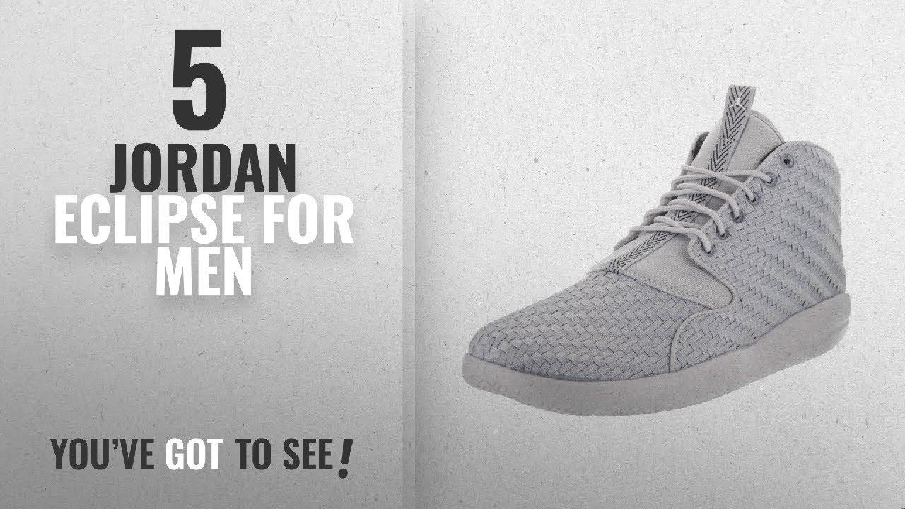 Top 10 Jordan Eclipse  2018    Jordan Nike Men s Eclipse Chukka Wolf ... 149a41154