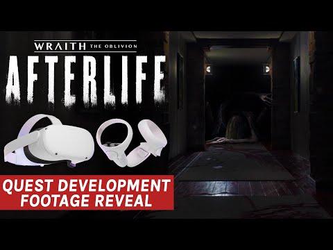 Wraith: The Oblivion - Afterlife Quest Development Footage - Winter Wrap-Up