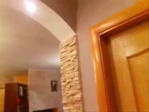 Ремонт коридора 1 м. кв.  в хрущёвке