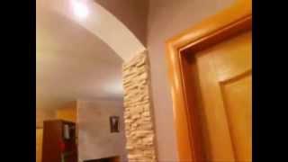Ремонт коридора 1 м. кв.  в ''хрущёвке''