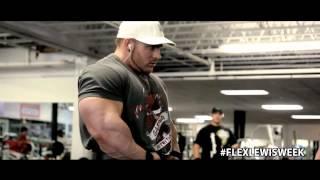 Flex Lewis Biceps   Flex Lewis Week   Believe Media & Flex Online