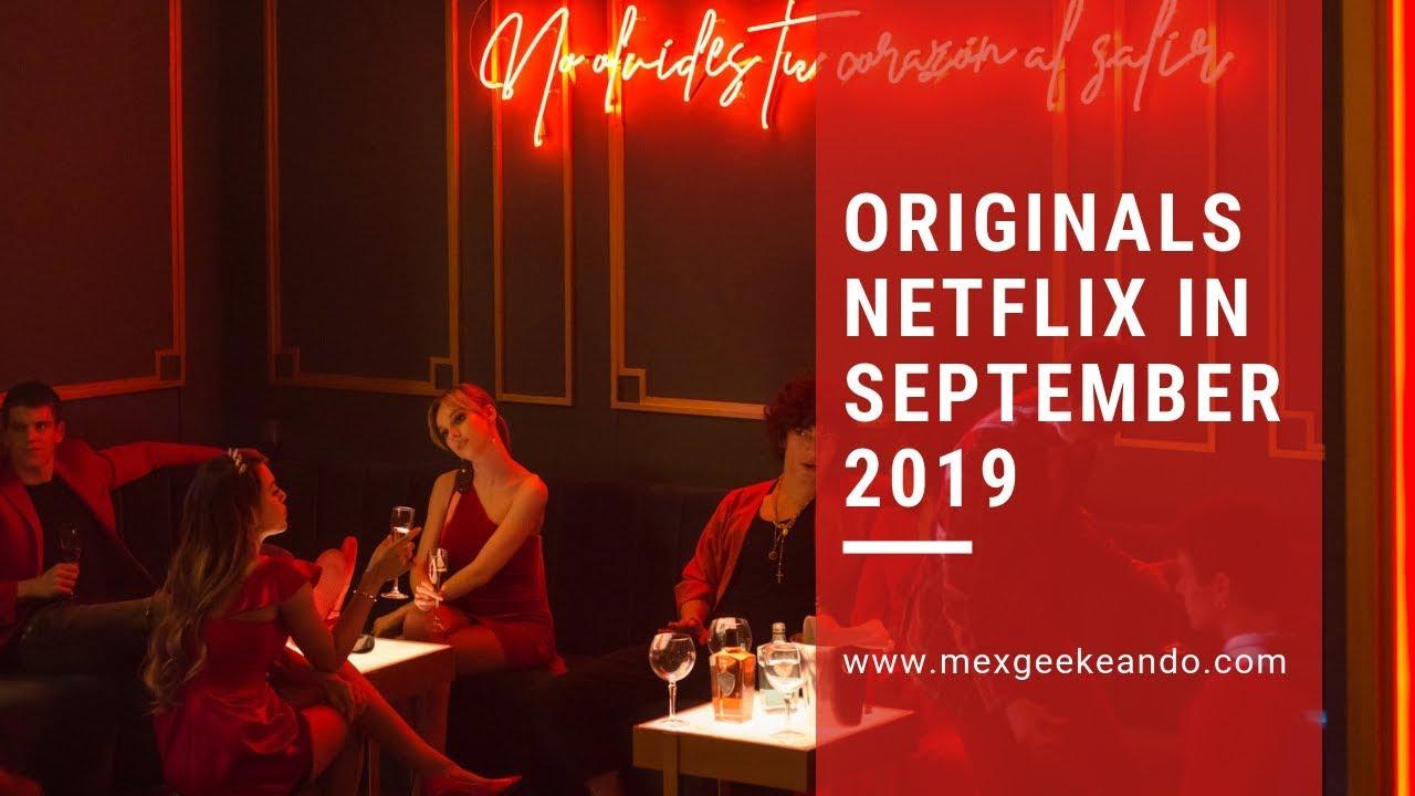 September Netflix