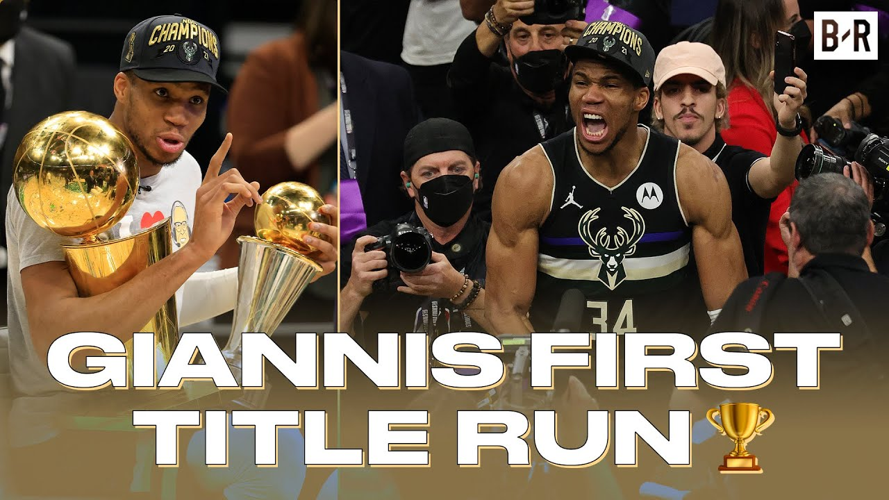 Download Giannis Antetokounmpo Best Highlights From First Title Run