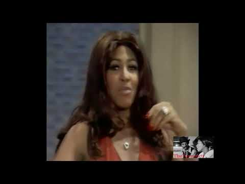 Ike & Tina Turner Interview -1972