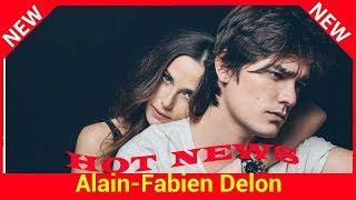 Alain-Fabien Delon, des souffrances qui remontent à l'enfance