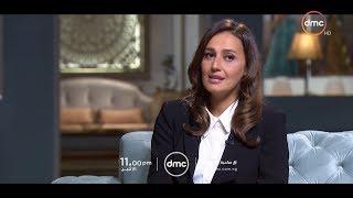 أول ظهور إعلامي لحلا شيحة بعد عودتها من الاعتزال (فيديو) | المصري اليوم