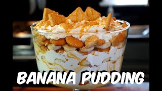 How To Make Banana Pudding From Scratch - Delicious Banana Pudding Recipe