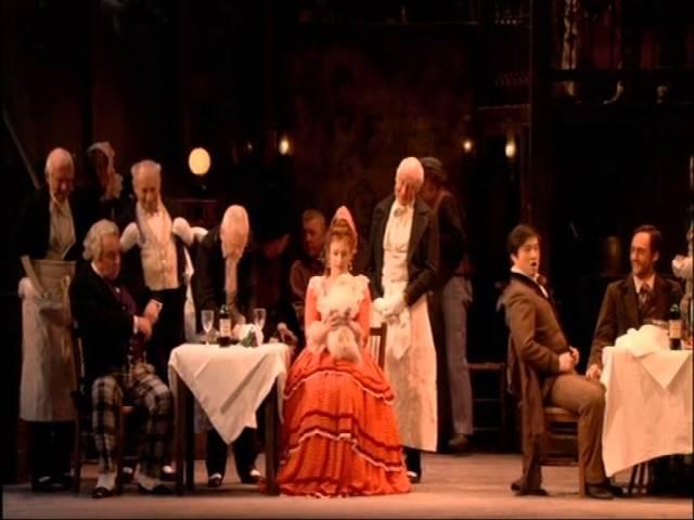 BBC Maestro competition Final- La Boheme act II