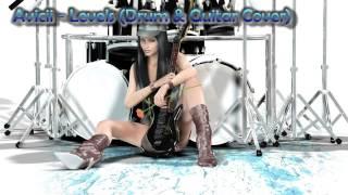 Video Avicii - Levels (Skrillex Remix) Drum & Guitar Cover download MP3, 3GP, MP4, WEBM, AVI, FLV Agustus 2018