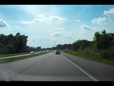 Road Trip #016.4 - US-190 West Part 4 - Hammond to Baton Rouge