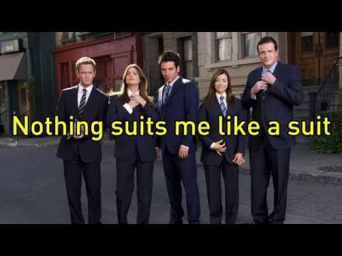 Neil patrick Harris - Nothing Suits Me Like A Suits (Instrumental/Karaoke) (Original)