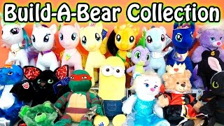Build-a-bear Workshop Bab Collection!