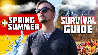 The Spring And Summer Survival Guide For Germany | Travel And Get Germanized