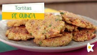 tortitas de quinoa l recetas huevos kikes
