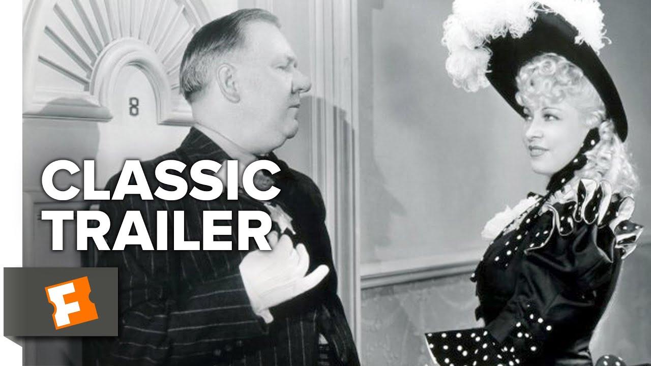 My Little Chickadee (1940) Official Trailer Western Movie HD