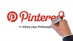 11 Sites Like Pinterest - More Photo Sharing Websites | Mitch Carson | Public Speaker