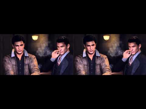 Mafia 2 Demo Stereoscopic 3D Gameplay Video