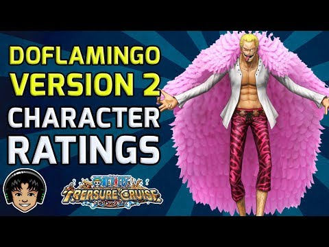 New Doflamingo Batch Character Ratings & Review! [One Piece Treasure Cruise]