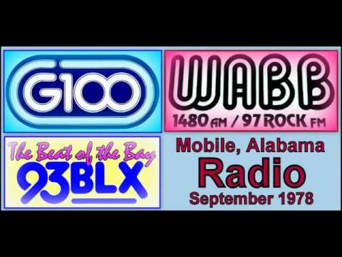Mobile, Alabama Radio Stations, September 1978:  44:11:  PART TWO