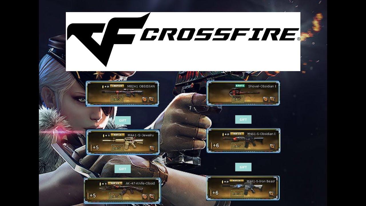 Crossfire Free VIP Gift! Fake BenJunior Scam Website