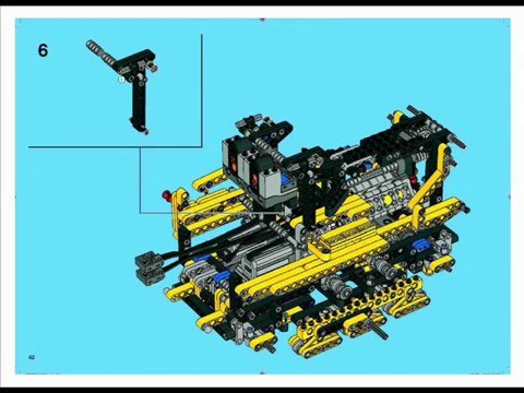 Lego technic idea book