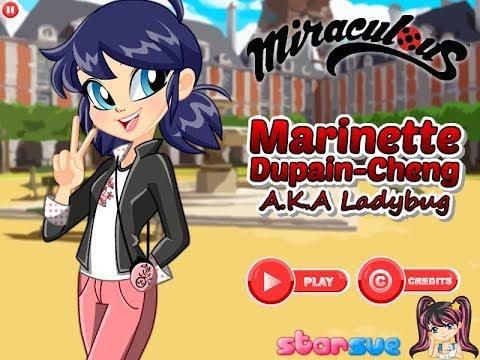 Marinette Dress Up Juegos En Linea 7juegoses