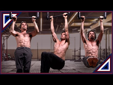 3 Pull up Variations in 2 Minutes!   (Bodyweight Strength Training)
