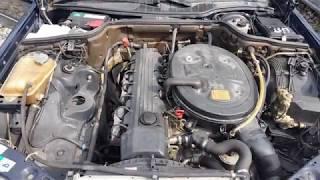 Мотор+акпп+кондиционер на Mercedes-Benz W126