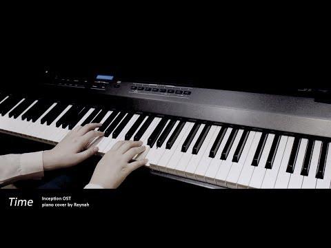 """인셉션 Inception OST : """"Time"""" Piano cover 피아노 커버"""