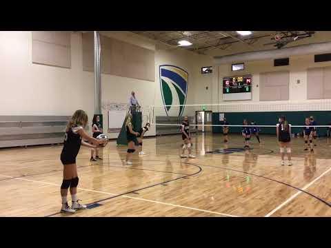 SVA 6th Girls Volleyball vs Cherry Hills Christian