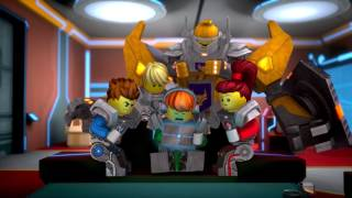 Game Time! - LEGO NEXO KNIGHTS