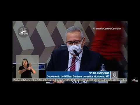 """Renan responde à intimidação das Forças Armadas: """"CPI vem iluminando os porões do governo"""""""