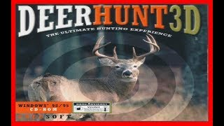 Deer Hunt 3D 1998 PC