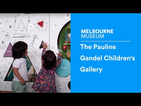 The Pauline Gandel Children's Gallery: A wondrous place for babies to 5 year olds