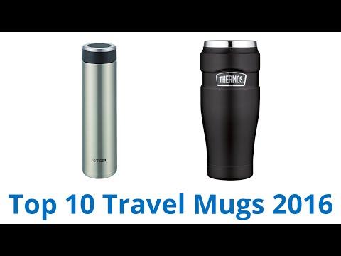 10 Best Travel Mugs 2016