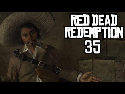 RED DEAD REDEMPTION ☠️• FREIHEIT für... ALLE?! • LET'S PLAY RED DEAD [35]