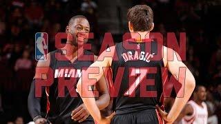 NBA Season Preview Part 5 - The Starters