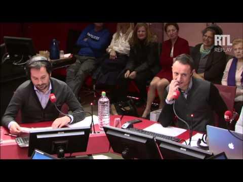 A la bonne heure du 27 04 2016 partie 1 - Stéphane Bern et Guillaume de Tonquédec