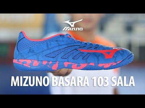 cc246b3dc0 Product Review  Mizuno Basara 103 Sala x Nandi Sukma - YouTube