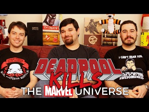 Deadpool Kills The Marvel Universe | Back Issues