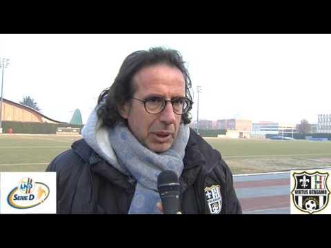 Caravaggio-Virtus Bergamo 1-3, Quarta giornata di ritorno Serie D Girone B 2016/2017