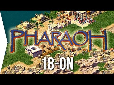 Pharaoh ► Mission 18 On (Heliopolis) - [1080p Widescreen] - Let's Play Game