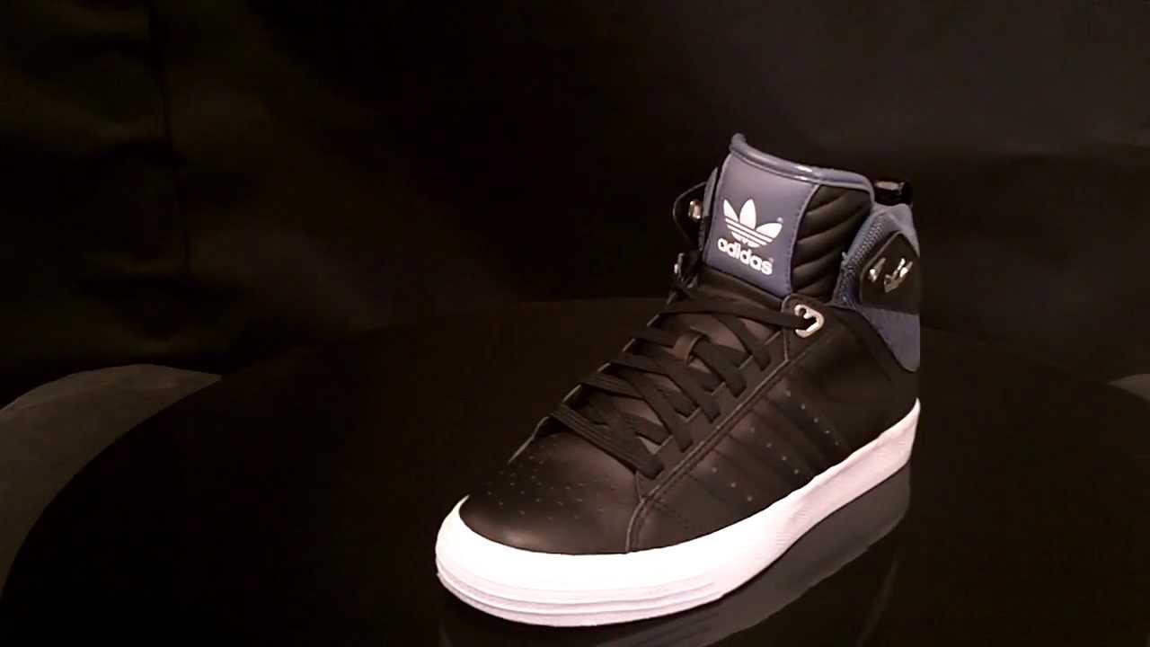 Adidas freemont metà schoenen nero1 rasa g97879 su youtube