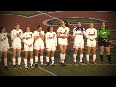 St. Charles East vs. Benet Academy, Girls Soccer // 03.15.18