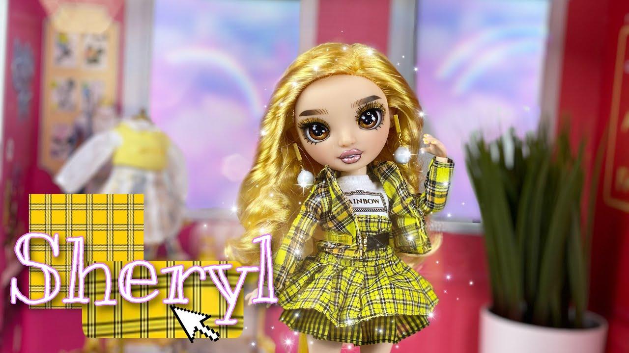 Rainbow High Sheryl Meyers Doll Review | Zombiexcorn