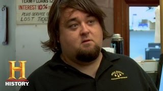 Pawn Stars - Chumlee Wants To Be a Millionaire | History