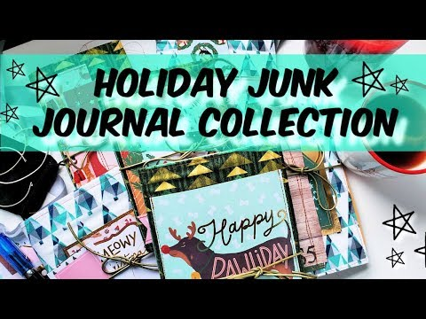 holiday-junk-journal-collection-*-pet-edition-*-sold