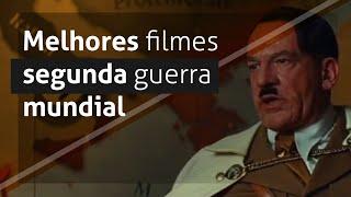 VOCE TEM QUE ASSISTIR ESSES FILMES SOBRE A SEGUNDA GUERRA MUNDIAL #Cinema #Filmes #WW2